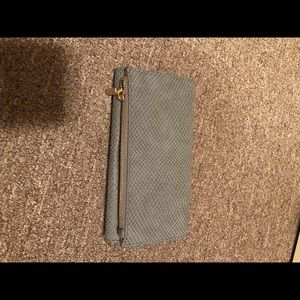 Gray Wallet